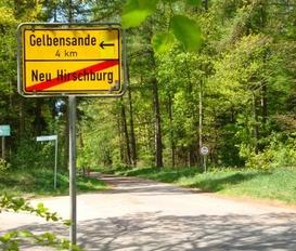 Ferienwohnung Ribnitz-Damgarten OT Neu Hirschburg