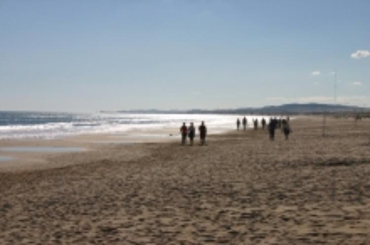 La Marina Beach