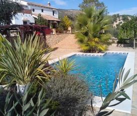 holiday villa Priego de Cordoba