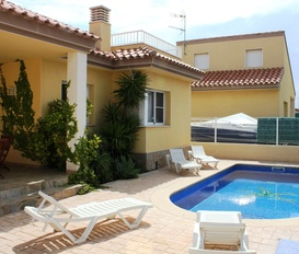 Holiday Home Deltebre Riomar