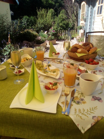 Erweitertes Frühstück
