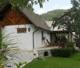 Holiday Home Bohinjska bela