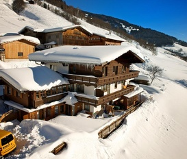 Holiday Apartment Saalbach - Hinterglemm