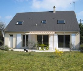 Holiday Home Lindbergh-Plage