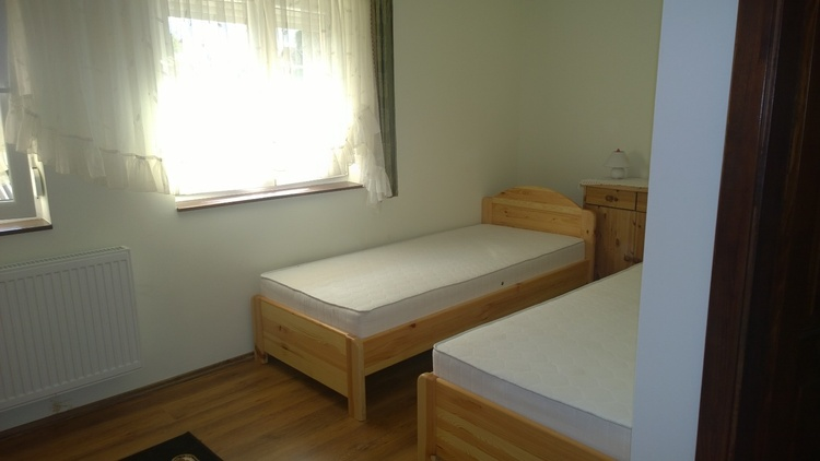 Neue bequeme Matratzen, auch in den Doppelbetten