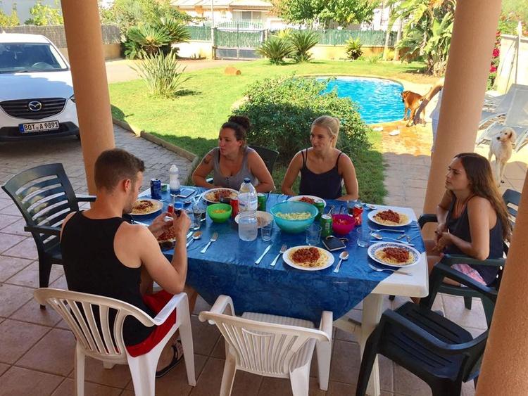 Idealer Urlaub für Familien
