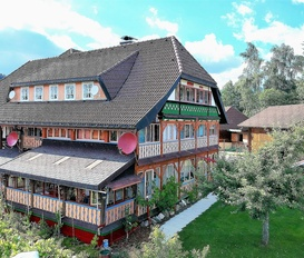 Holiday Apartment Bernau