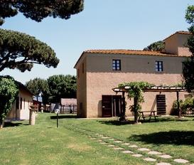 Ferienhaus Castagneto Carducci