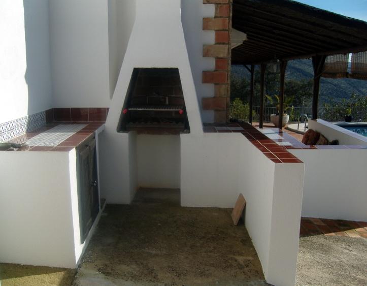 Barbecue Area.