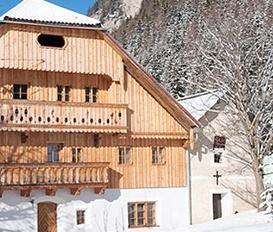 Holiday Home Obertauern-Tweng