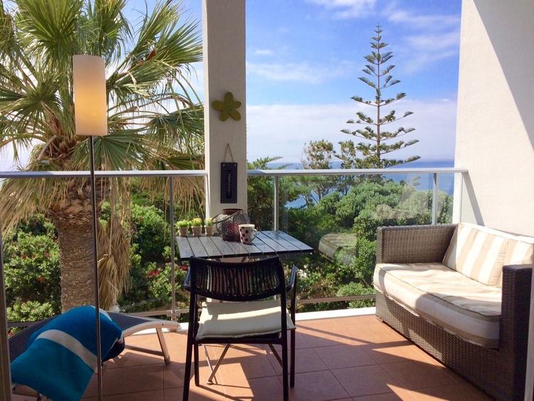 """Balkon und Aussicht """"Vista"""""""