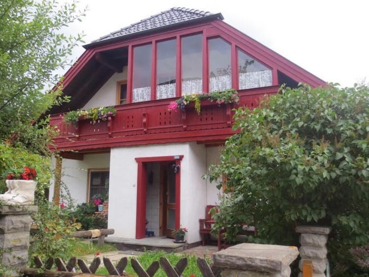 Das Haus (westseite)