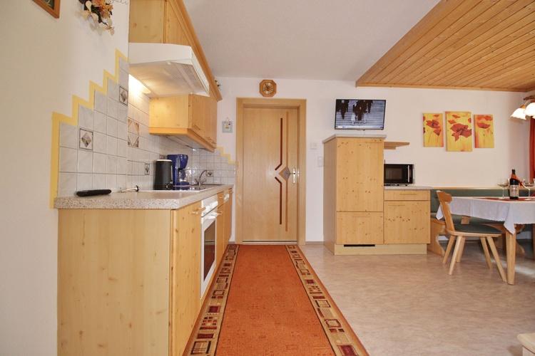Wohnung Ischgl für 4 bis 6 Personen
