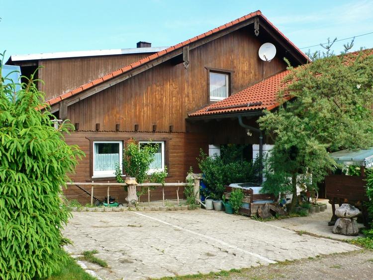 Haus Waldblick auf dem Klammerfels