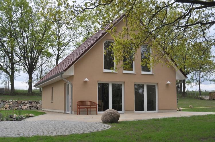"""5- Sterne Ferienhaus """"Flora"""" mit großer Terrasse"""