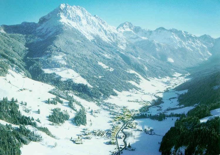Gebirgsdorf Kleinarl 1014m