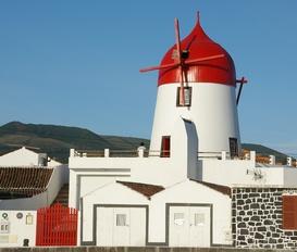 Hütte Santa Cruz Da Graciosa
