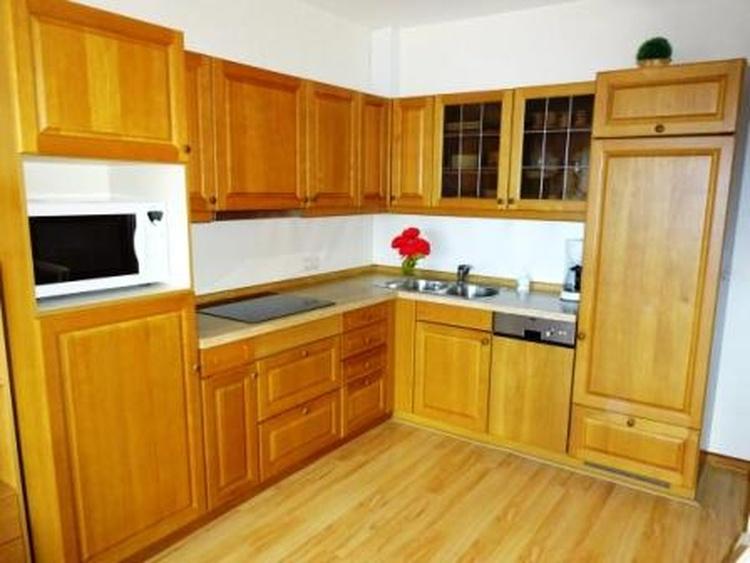Große Küche, sehr komplett ausgestattet