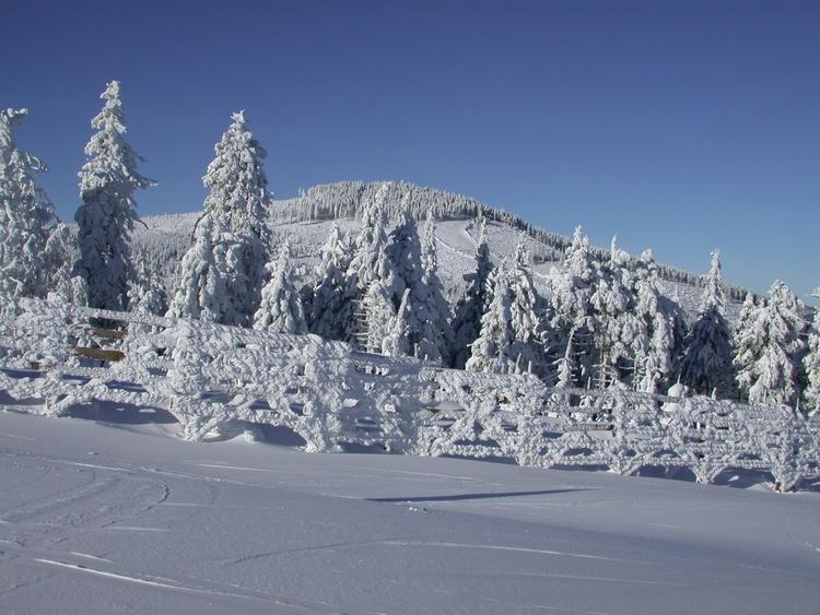 Skigebiet Schwarzer Berg