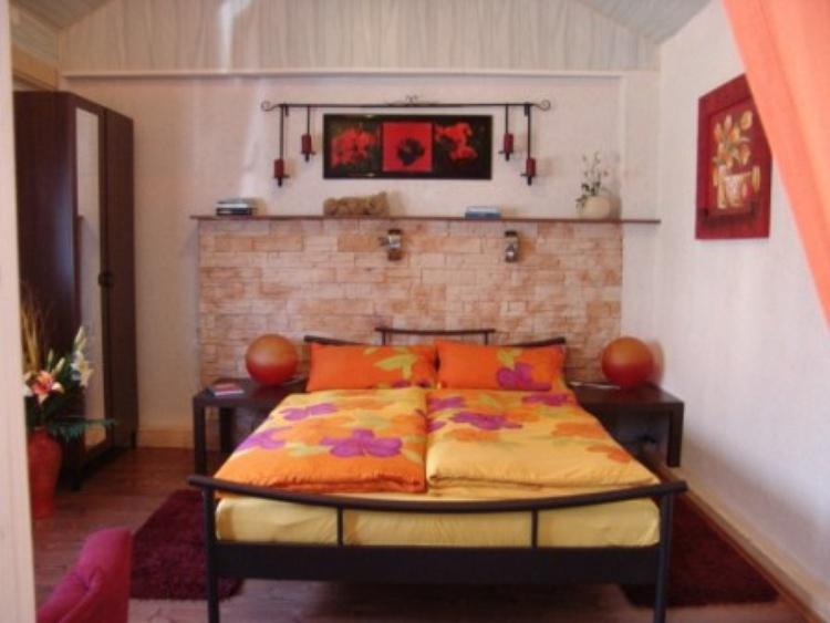 Wohn Schlaffzimmer