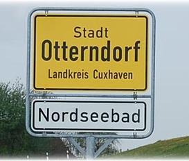 Holiday Apartment Otterndorf