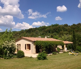 Holiday Home Labastide-de-Virac