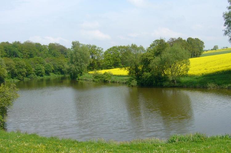 Einer der beiden Seen