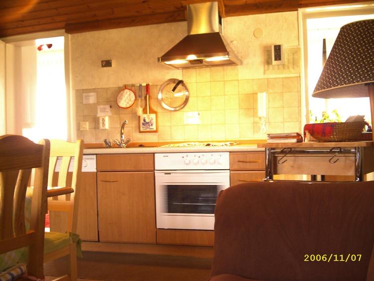 Wohnküche DG