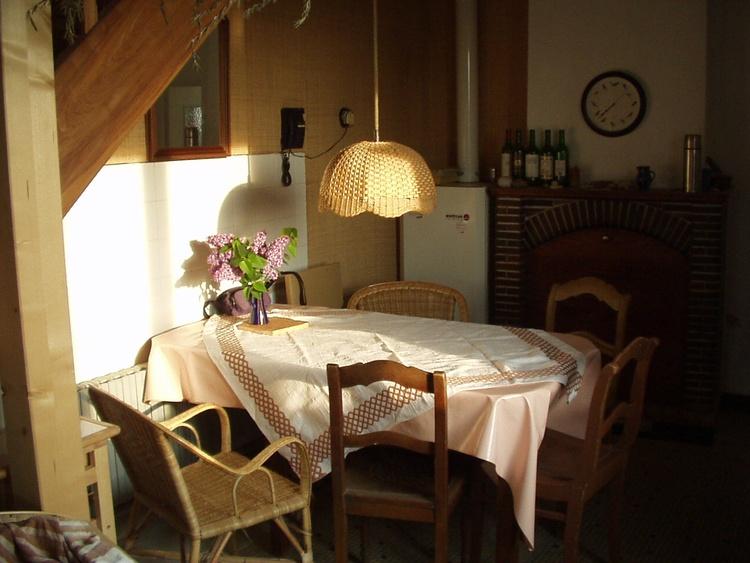 Wohnung Nora - Küche