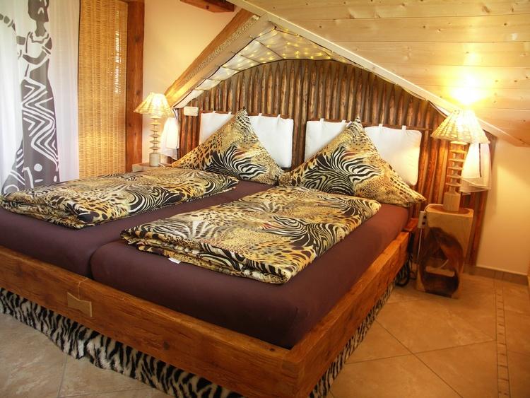 Unser erstes Schlafzimmer zum Schlafen, Erholen und Träumen