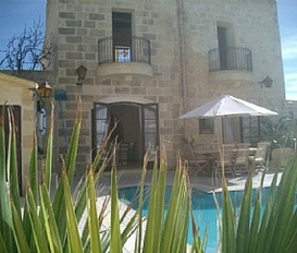 holiday villa San Lawrenz Gozo