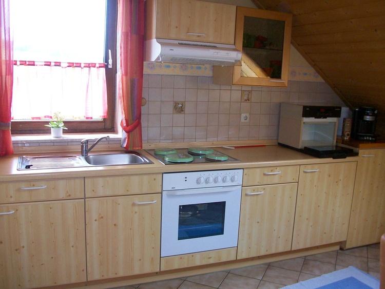 Küche 45 m²
