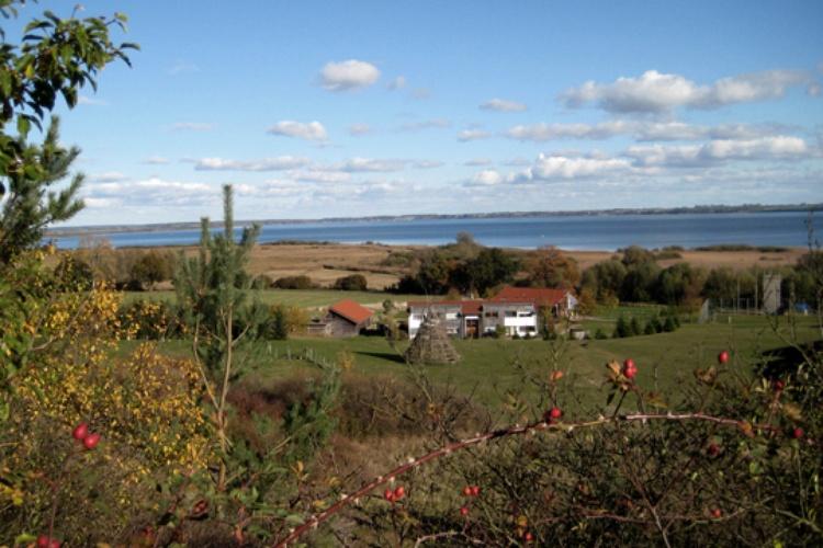 Blick von Salem aus auf den Kummerower See