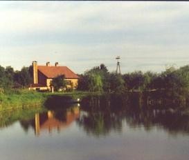 Bauernhof Dzwierzuty - deutsch Mensguth