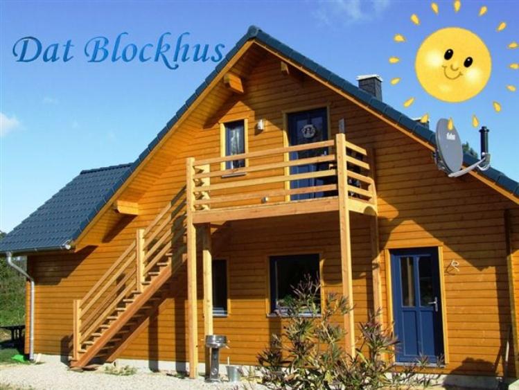 Dat Blockhus - Fewo 1