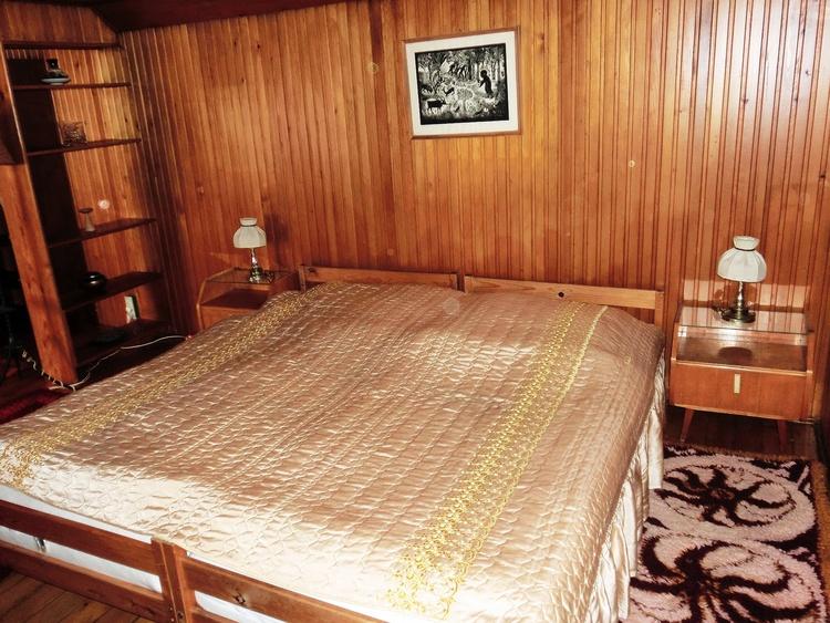 """Schlafzimmer 3  """"Mansarde"""""""
