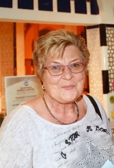 Chefin Marianne Zimmer