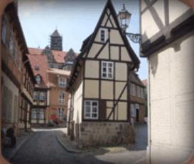 Ferienwohnung Gernrode/Harz
