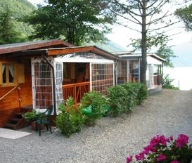 Hütte Porlezza