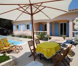 holiday villa Armissan