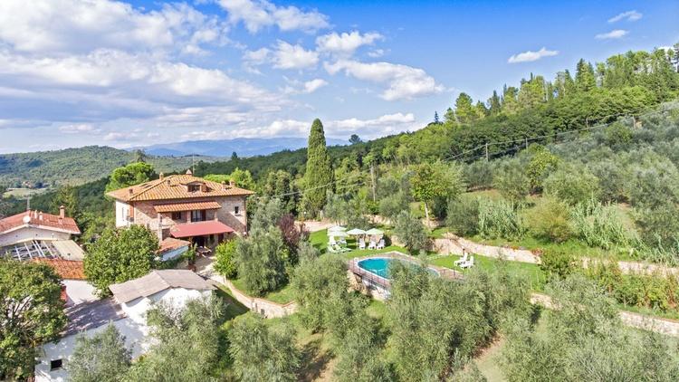 Luftaufnahme Casa La Greta