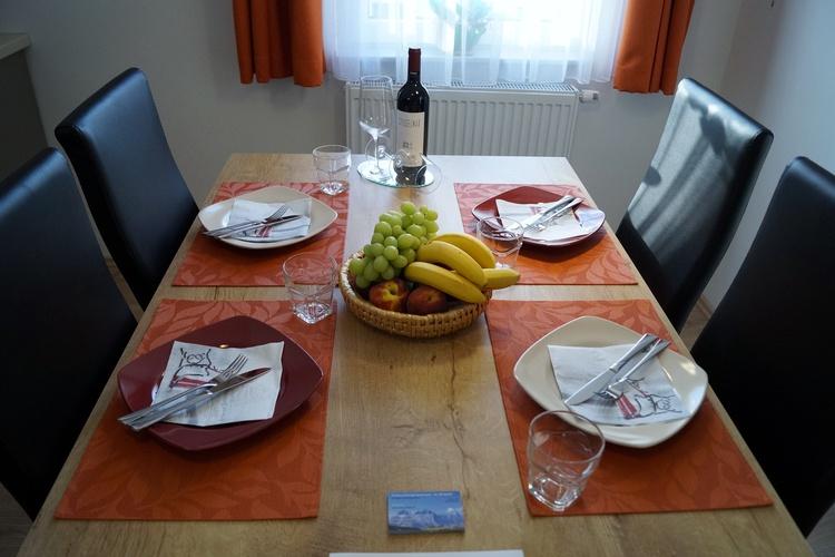 Breakfast/Dinner for four