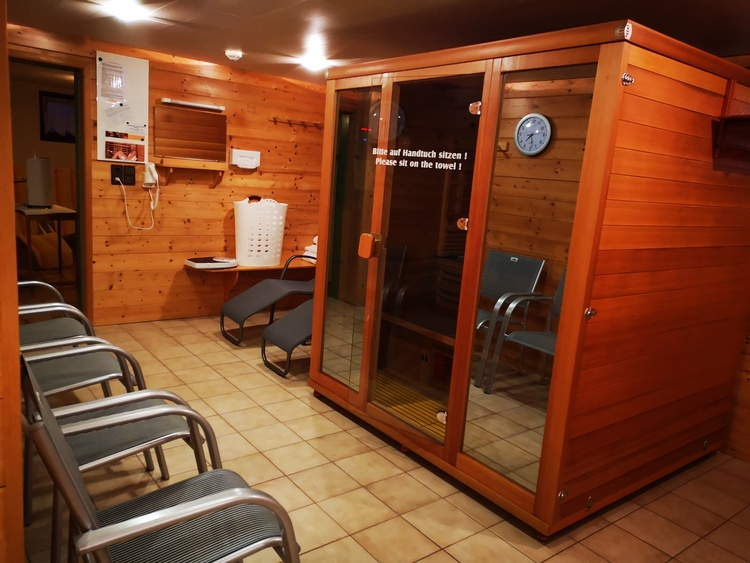 BuB Appartements Glungezer -enjoy in the winter our infrared cabine and sauna