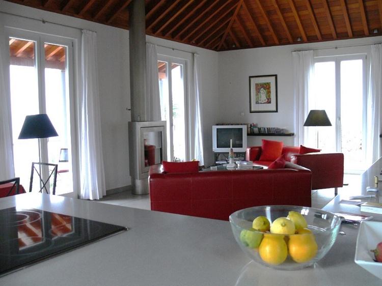 livingroom + kitchen