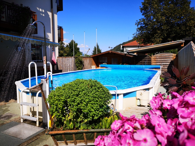 BuB Appartements Glungezer - enjoy in the summer the cool splash