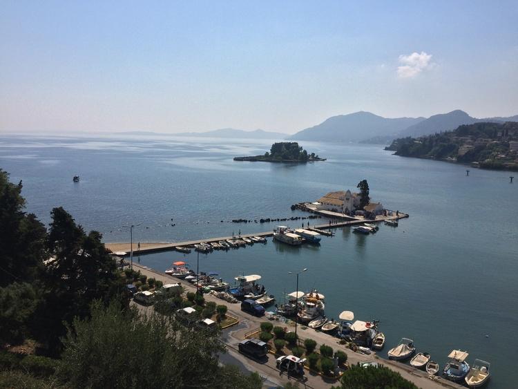 Visit Corfu Ferienunterkünfte