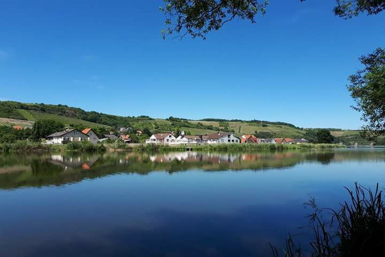 Niederhausen -a pitoresque small village, located right at the border of the river Nahe