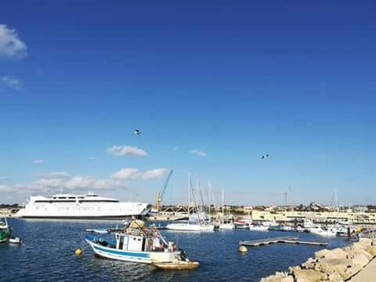 Hafen Pozzallo