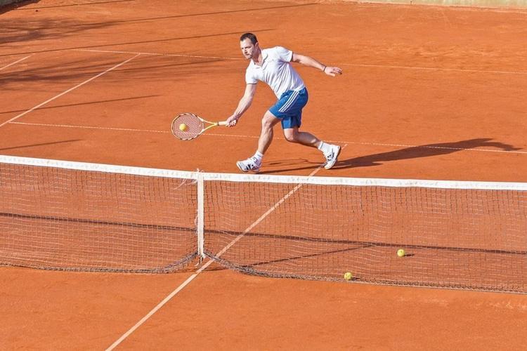 tennis in ort