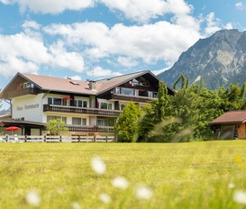 Holiday Home Oberstdorf
